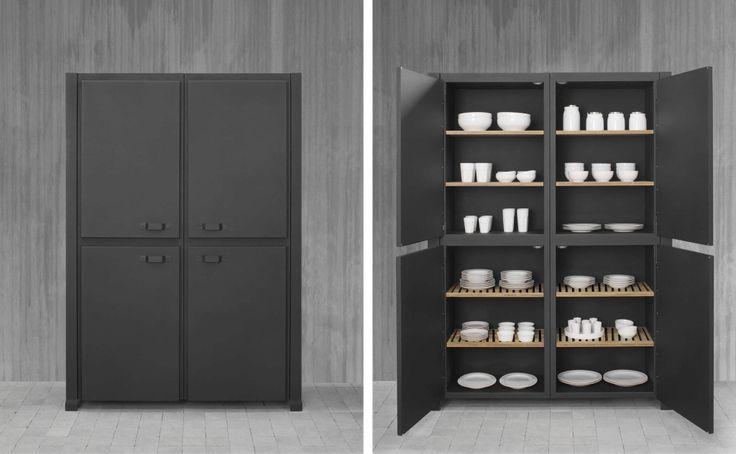 Oltre 25 fantastiche idee su armadio per cucina su for Armadio dispensa ikea