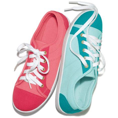 Color Crazy Sneaker - INTROM SPECIAL $16.99. To shop with me online, click here: http://www.interavon.ca/elisabetta.marrachiodo elizabeth.marra-chiodo@rogers.com 416-669-9217