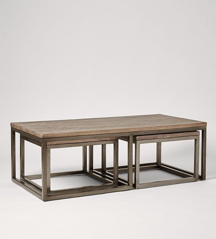 Sullivan Coffee Table Set | Swoon Editions