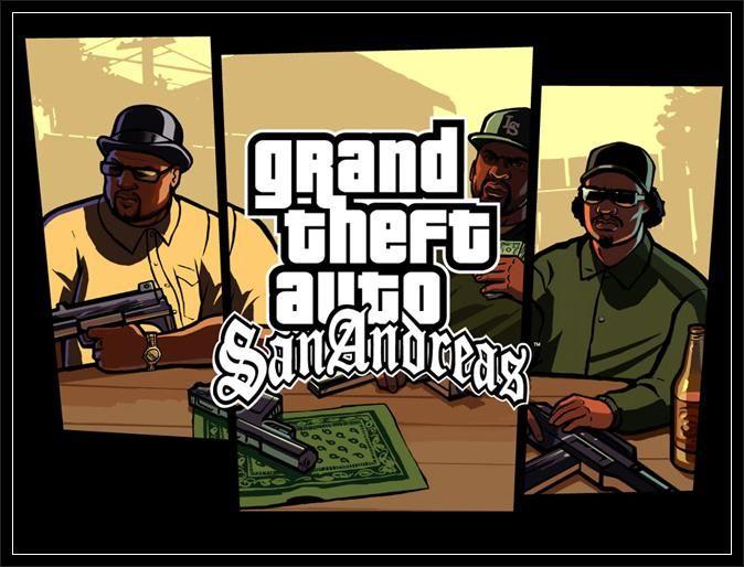Gta San Andreas download free pc game