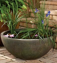 25 Best Ideas About Patio Pond On Pinterest Water Garden Plants Container Water Gardens And