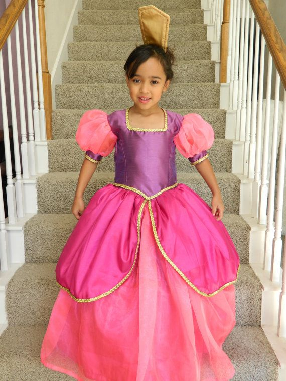 Anastasia Costume Cinderella's Wicked Step Sister by DIPdesigns