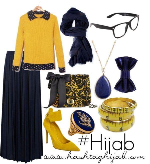 Arabic Style : Hijab Fashion 2016/2017: Hashtag Hijab Outfit  Hijab Fashion 2016/2017: Sélecti