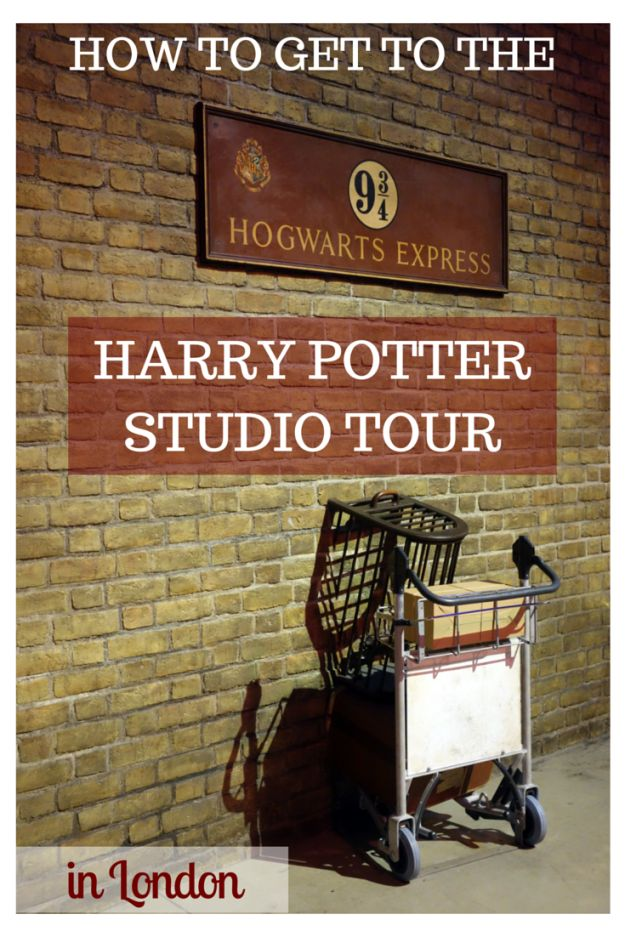 How to Get to the Harry Potter Studio Tour London - Sunny in London