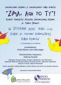 """""""Zima, ach to Ty!"""" -  #koncert z cyklu """"Zaczarowane Radio Kraków"""" 2010 /@RadioKrakow"""