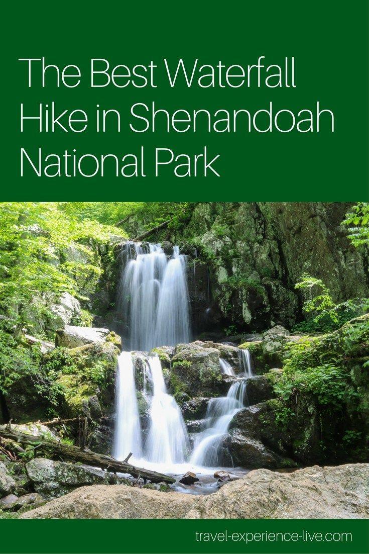 Could This Be the Best Waterfall Hike in Shenandoah National Park, Virginia?  Doyles River-Jones Run Loop Hike.