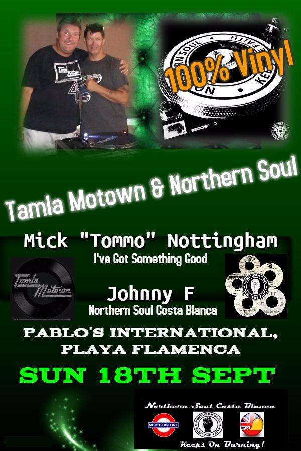 #northernsoul #tamlamotown #soulmusic