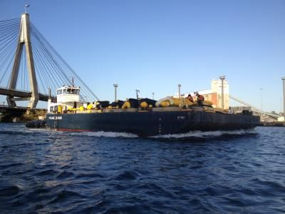 FRED KELLY - Polaris Marine For more details visit: http://seacogs.com/Vessels/Vessel?ID=399 #SEACOGS #Barges