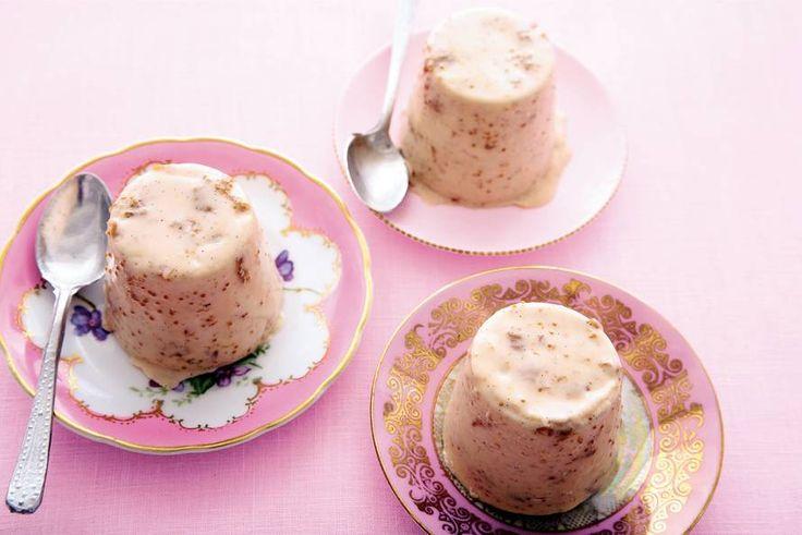 Yoghurt panna cotta met vijgen - Recept - Allerhande