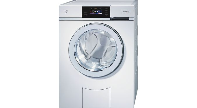 V-Zug Adora SLQ front load washing machine (model WAASLQS) for sale at L & M Gold Star (2584 Gold Coast Highway, Mermaid Beach, QLD). Don't see the V-Zug product that you want on this board? No worries, we can order it in for you!