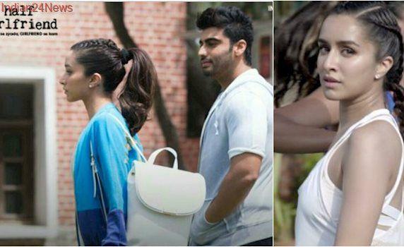 Half Girlfriend trailer: Arjun Kapoor meets Shraddha Kapoor and then deja vu happens. Watch video