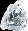 L'un des plus gros diamant brut du monde : Le Cullinan, 3106 carats.  Le Cullinan fut fractionné en 9 énormes pierres principales.