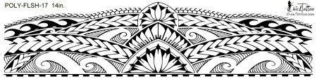 Great armband polynesian tattoo desing!!