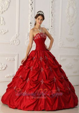 Wine Red Quinceanera Dress Under 200 Appliques Beading