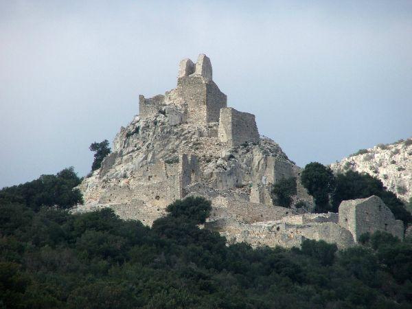 I resti di Rocca San Silvestro [Photo Credits: Alessandra]