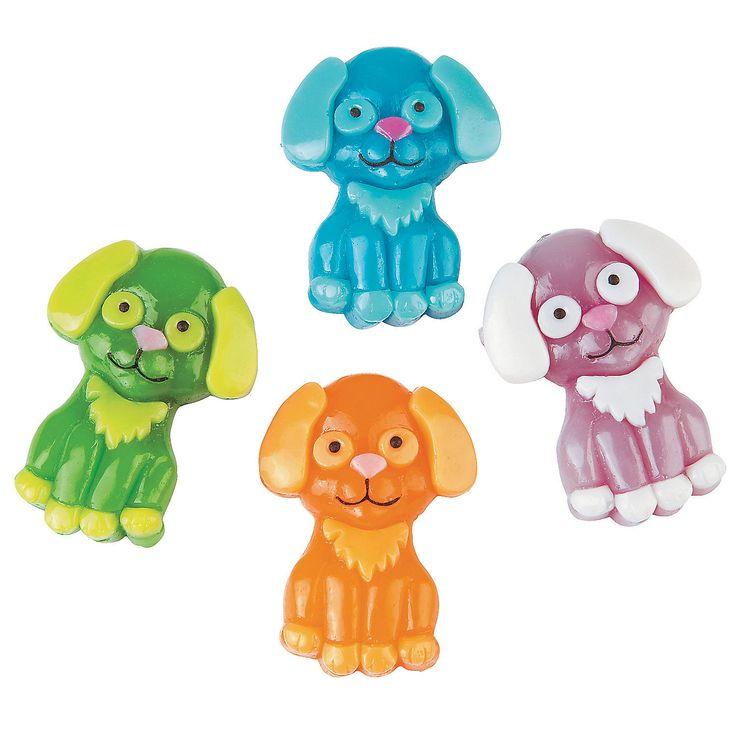 Dog Gummies - OrientalTrading.com