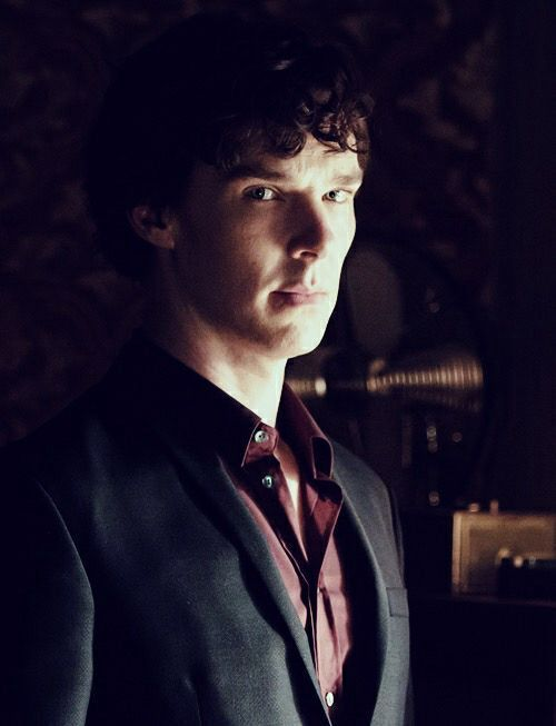 Sherlock Holmes | Benedict Cumberbatch