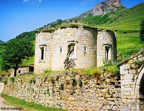 Satala olarak bilinen Antik Kent