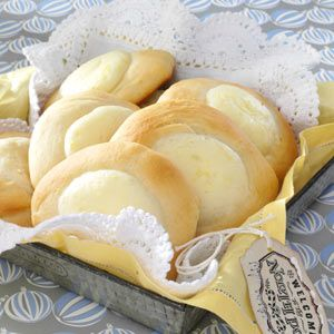 Lemon Kolaches Recipe | Taste of Home Recipes