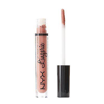 Ruffle Trim NYX Lip Lingerie Lipstick from Charlotte Russe