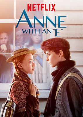 "Assista a ""Anne with an E"" na Netflix"
