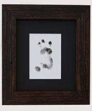 Victoria Koala 'Benni' framed paw print
