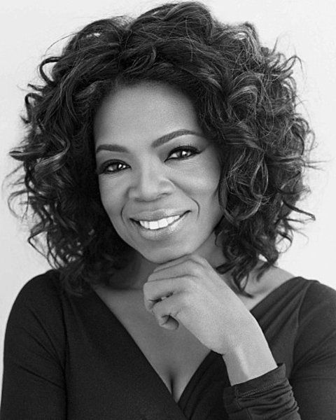 """I am a woman in process. I'm just trying like everybody else. I try to take every conflict, every experience, and learn from it. Life is never dull."" - Oprah Winfrey"