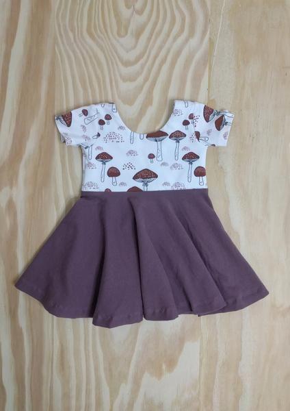 Mushroom Dress