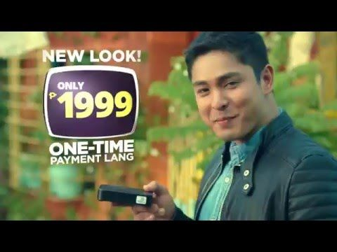 "This is the handsome Coco Martin endorsing this year on ABS-CBN TV Plus. Telling all Kapamilyas, ""Let's all have a good time with ABS-CBN TV Plus!"" #CocoMartin #IdolongMasa #ABSCBNTVPlus"