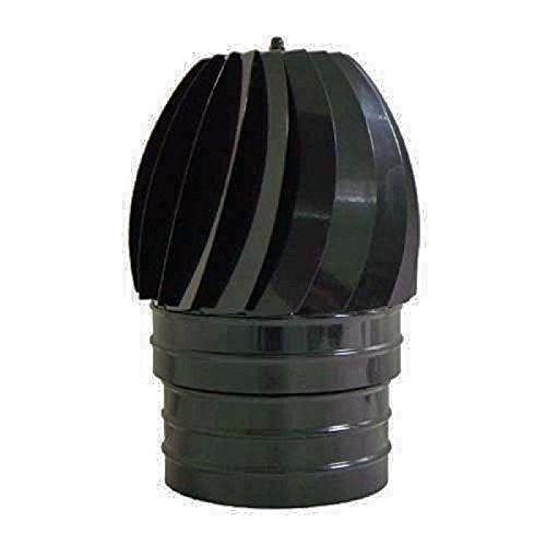 Wolf Pack 22011131Couverture pour tuyau de poêle en acier galvanisé 150mm: Price:33.81
