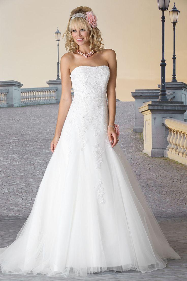 154 besten Kleider Bilder auf Pinterest | Hochzeitskleider ...