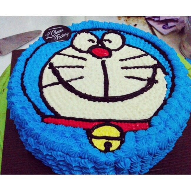 """cheesecake Doraemon """"stand by me"""""""