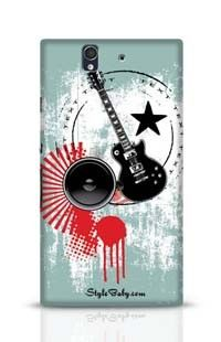 Music Sony Xperia Z Phone Case