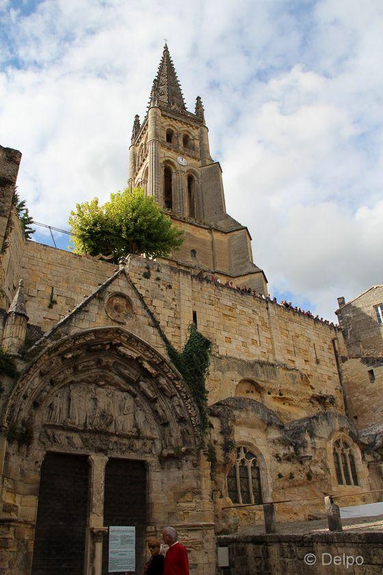 Saint Emilion, en el corazón del Burdeos - Que! Lugares! | Que! Lugares!