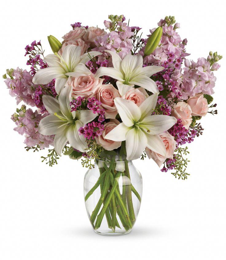 Spring - Blossoming Romance - Flowerama Columbus - Columbus Florist - Same Day Flower Delivery