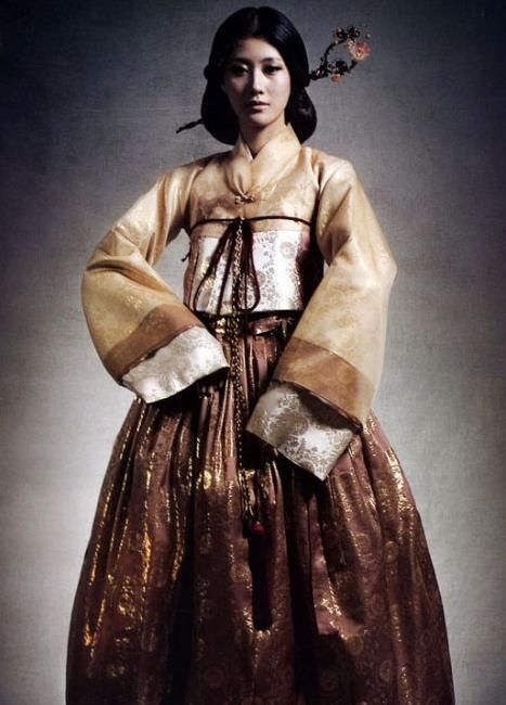 ♥ Romance of the Maiden ♥ couture gowns worthy of a fairytale - Hanbok