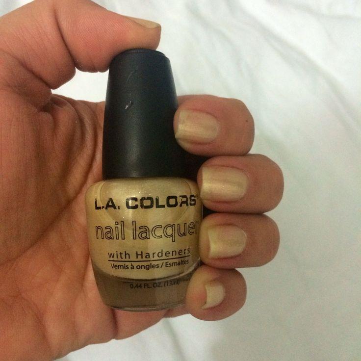#gold #nail #colors