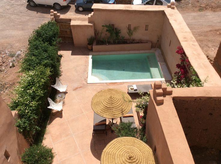 Riad Caravane, Morocco, Pool