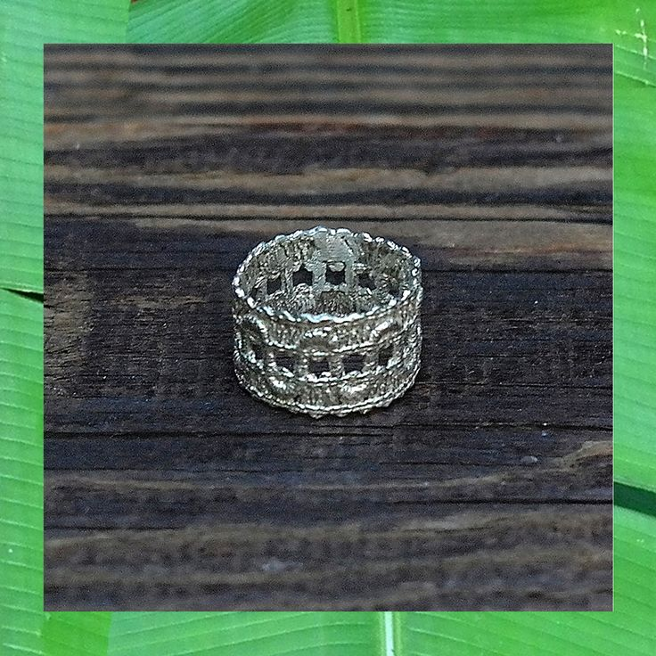 ATELIER 11511 Finejewellery | UNIQUE Sterling SILVER RING from ATELIER 11511 BOHO Collection