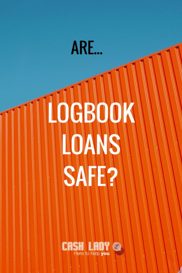 Are logbook loans safe? It's okay to ask this question when you're taking care of your finances. In this article, we give you a rundown on how safe they are via @ukcashlady