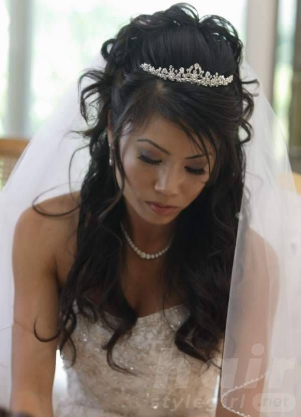 Wedding Hairstyles For Black Women 6 Wedding Hairstyle With