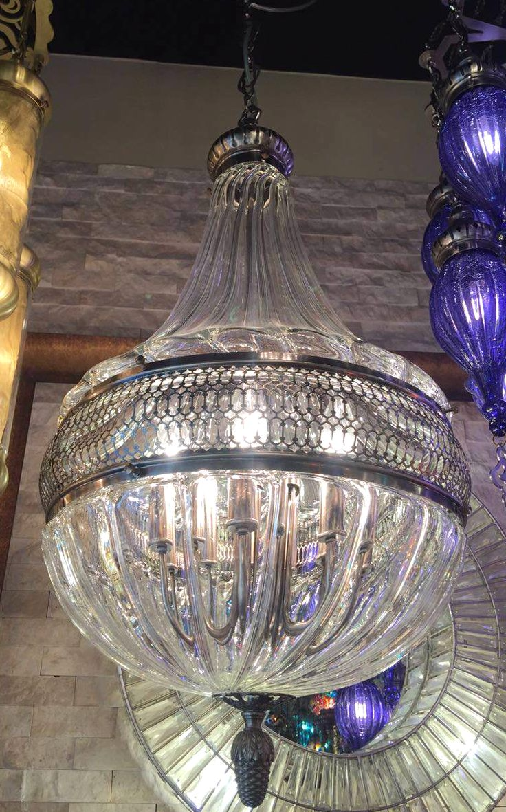 89 best ottoman lamps chandeliers luxurious lighting arabian large pyrex glass chandelier handmade luxurious arubaitofo Choice Image