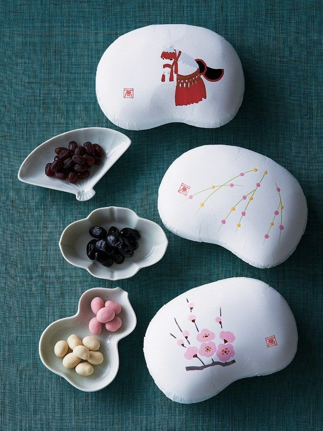 【ELLE a table】「まめや金澤萬久」の「手描き豆箱詰め合わせ」|エル・オンライン
