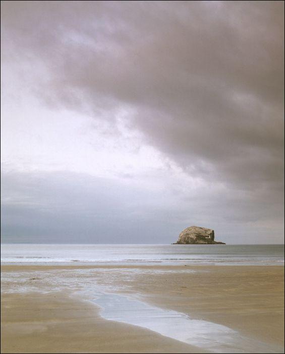Bass Rock - North Berwick Coast - Scotland