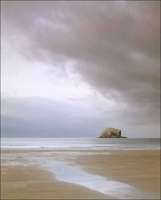 Bass Rock - North Berwick Coast - Scotland