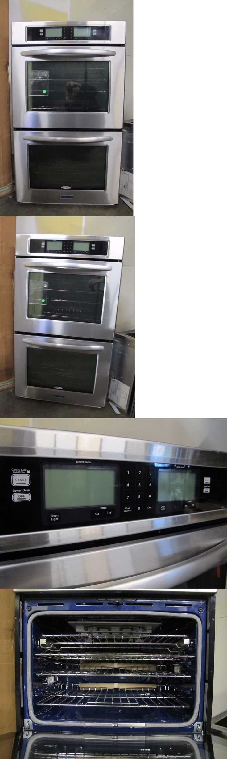 Wall Ovens 71318: Kitchenaid Architect Series Ii 30 Stainless Steel Built-In Double Electric Oven -> BUY IT NOW ONLY: $3600 on eBay!