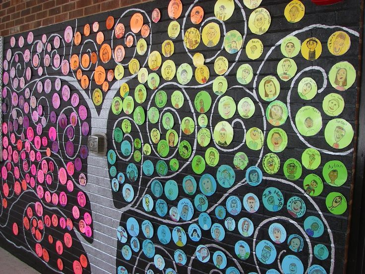 J.W. Killam Family Tree      This is our Killam School Family Tree inspired by the work of Gustav Klimt.  Each student and staff me...