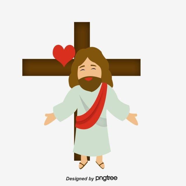 Material De Vetor De Desenhos Animados Cruz Jesus Clipart Material De Vetor Desenho Animado Imagem Png E Psd Para Download Gratuito Jesus Cartoon Jesus Artwork Jesus On The Cross