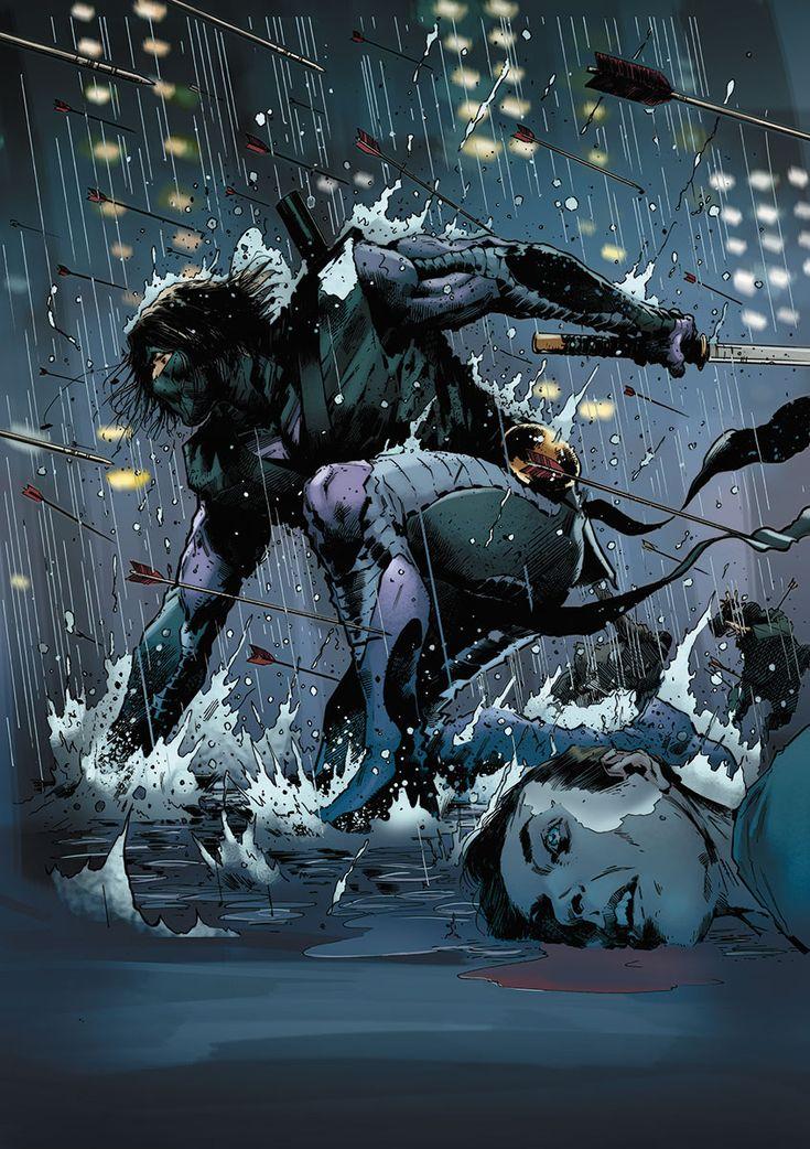valiant comics ninjak | Ninjak Issue 1 Hairsine Cover | Hero Complex – movies, comics, pop ...