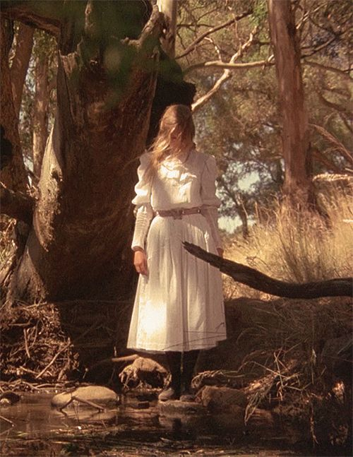 """Everything begins and ends at exactly the right time and place."" ~Picnic at Hanging Rock (1975)"
